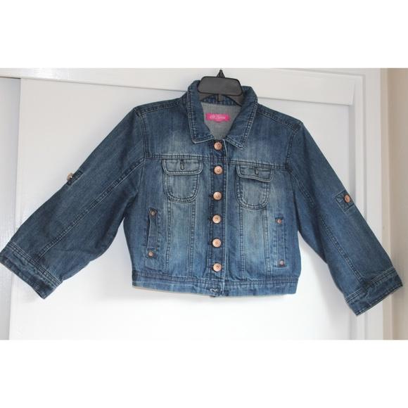 Ci Sono Jackets & Blazers - Jean Jacket